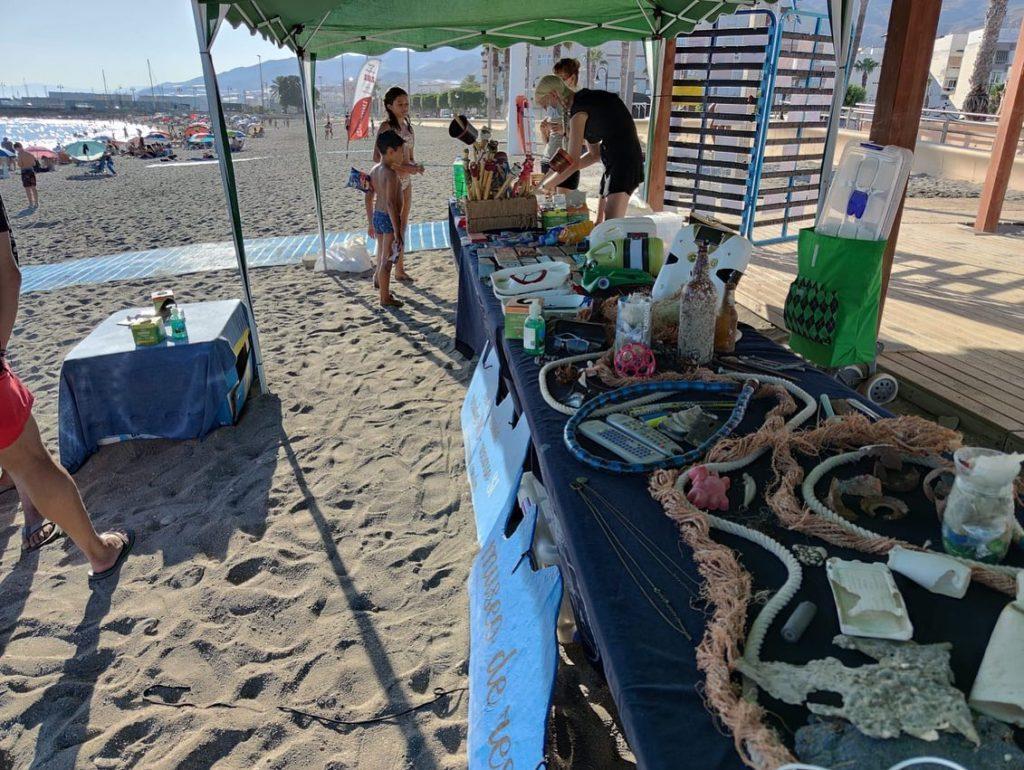 Mi playa bonica Adra 2021