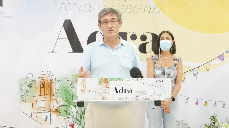 Adra presenta una programación de Feria y Fiestas llena de ilusión y adaptada a la situación sanitaria