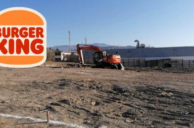trabajos previos burger king en Adra